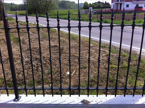 Recinzioni in ferro for Immagini recinzioni